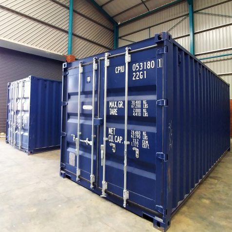 Containerised Water Treatment Plant Containerised Water