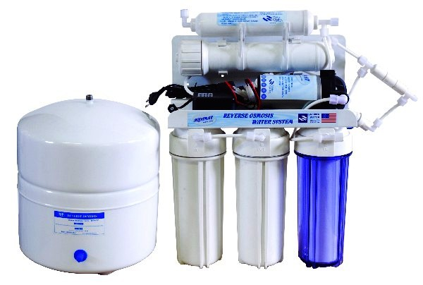 5 Stage Reverse Osmosis System Parts Aquamat