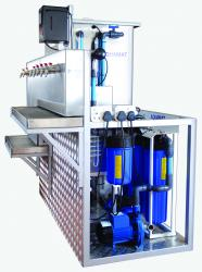 Bottling plant (liters an hour, complete system. Filters, ozone, RO and UV)
